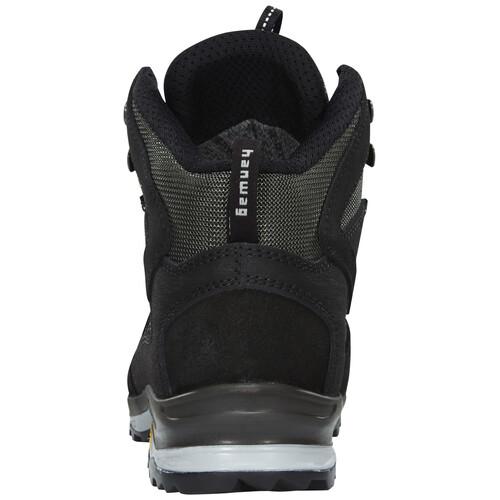 Hanwag Belorado Mid Bunion Lady GTX - Chaussures Femme - noir sur campz.fr ! abordable aMoOOv
